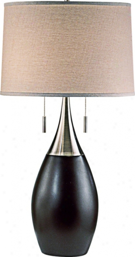 Nova Clean Table Lamp (80609)