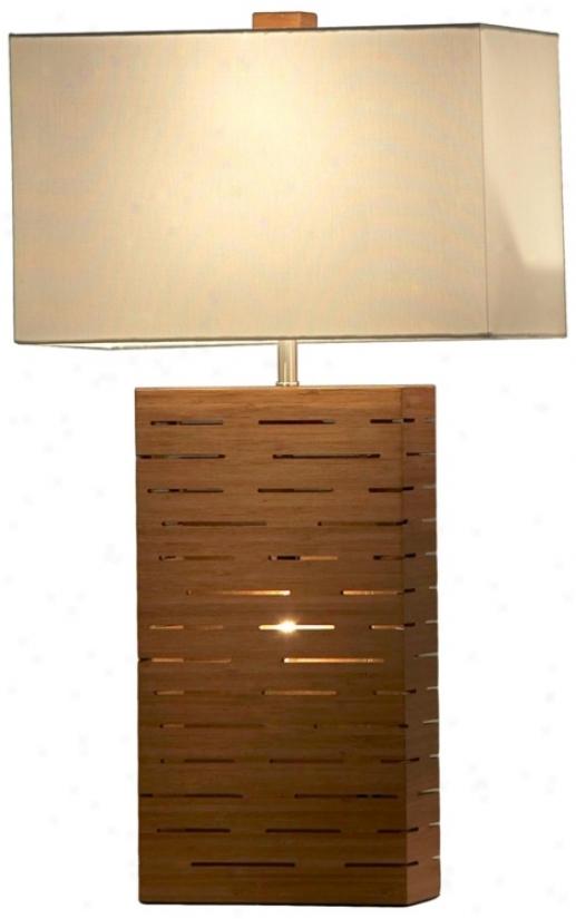 Nova Rift Standingtable Lamp (r3006)