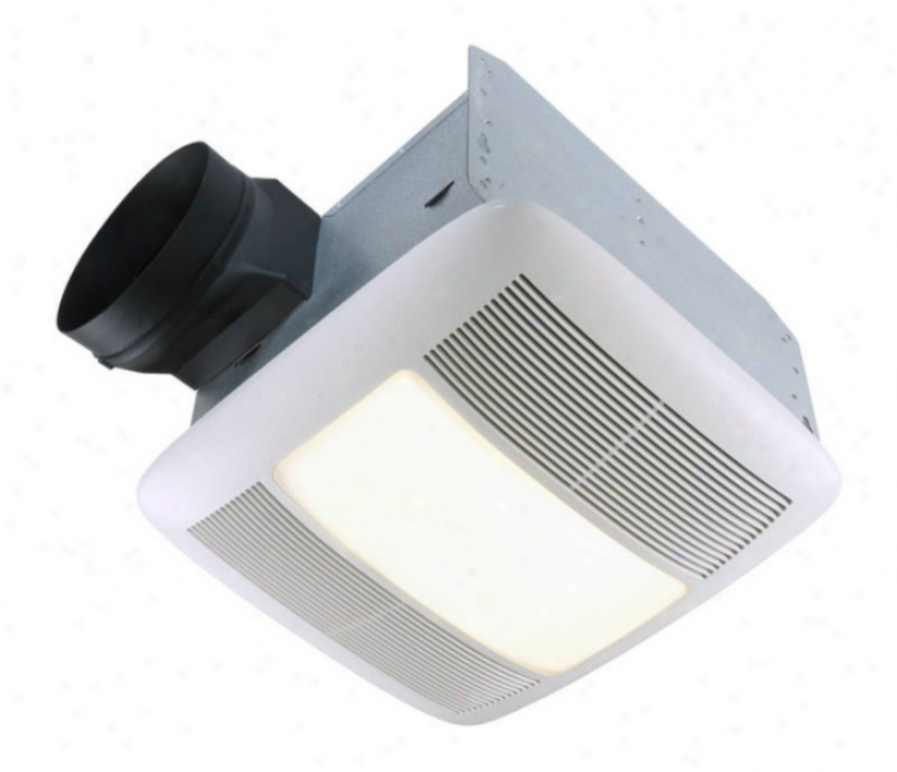 "Nutone Energy Star 6"" Ducting Light And Bathro0m Expend Fan (28778)"