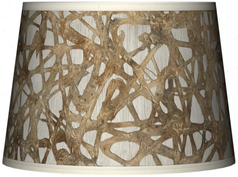 Radical Nest Tapered Lapm Shade 10x12x8 (spider) (k7496-t5880)