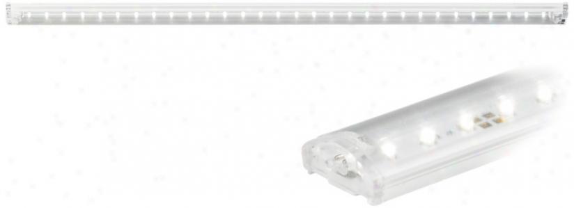 """Orion 2700k White 18"""" Wide Led Undercabinet Light (k8330)"""