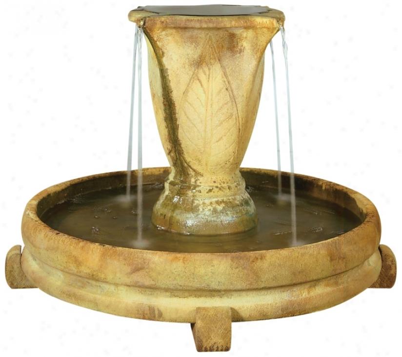 Overflow Vase Fountain (99221)