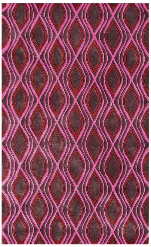 Palpitate Handmade Rug (k0274)
