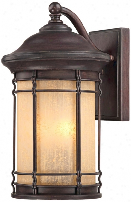 "Park Place 14 1/2"" High Outdoor Wall Lantern (r8544)"