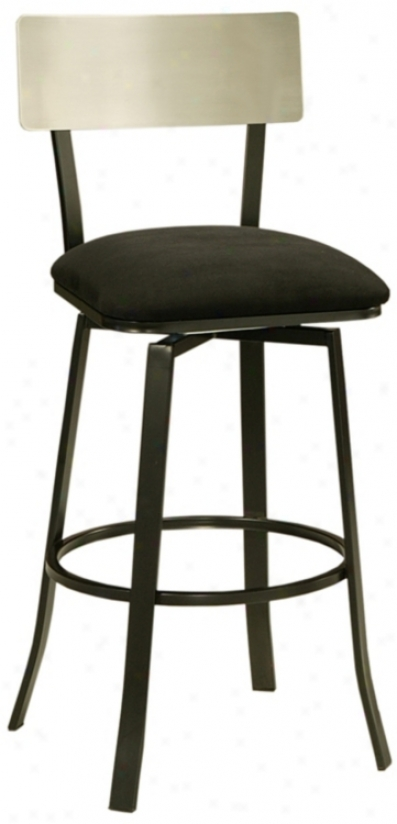"Pastel Edinburgh Swivel 26"" High Countre Stool (p6423)"