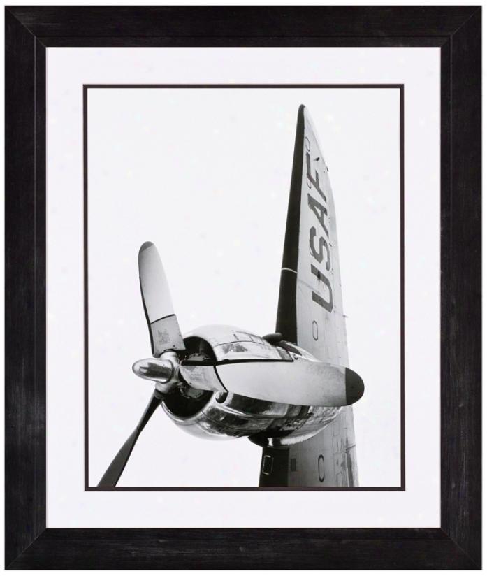 """Patriotic Flight 33"""" High Wall Art (j6049)"""