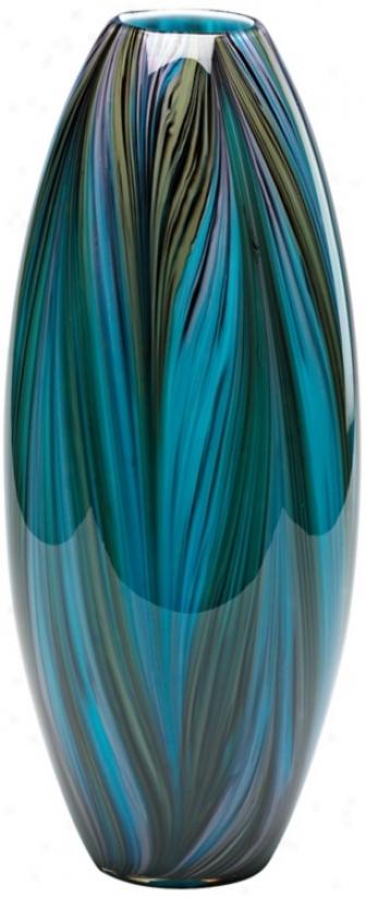 Peacck Kind Vase (u8225)