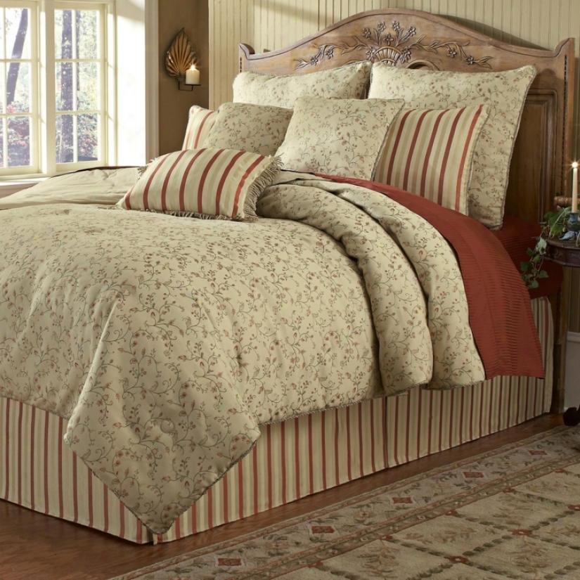Petite Floral 14-piece Super Pack Bed Set (h6149)