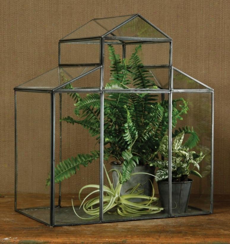 Pierre Decorative Greenhouse (u7354)