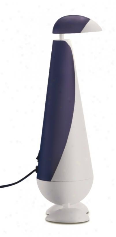 Pinguino Black And White Accent Lamp (g7044)