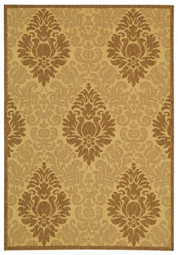 "Portico Collectio 2'x3' 7"" Indoor-outdoor Area Rug (12398)"
