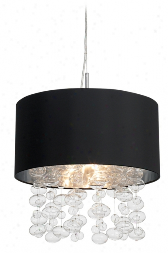 Possini Euro Design Bubble Cascade Pendant Light (m5372)