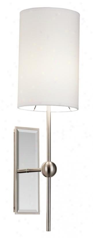 Possini Euro Design Mirrored Plug-in Wall Light (57524)