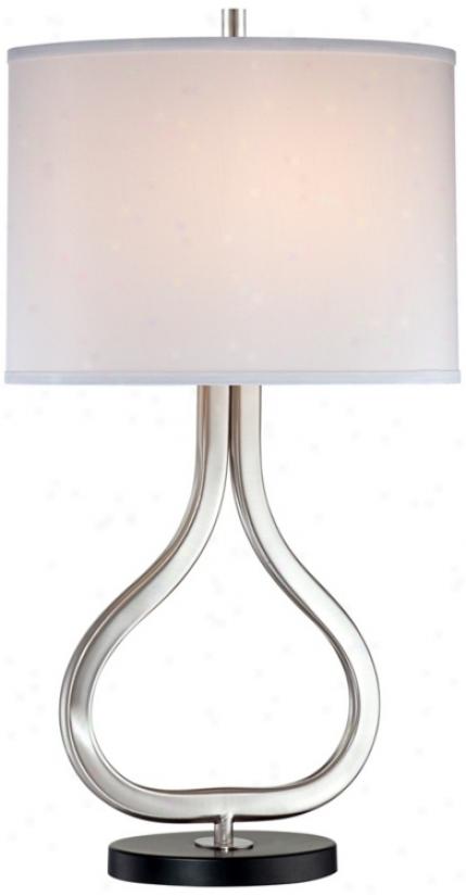 Possini Euro Design Begin Droplet Table Lamp (r2511)