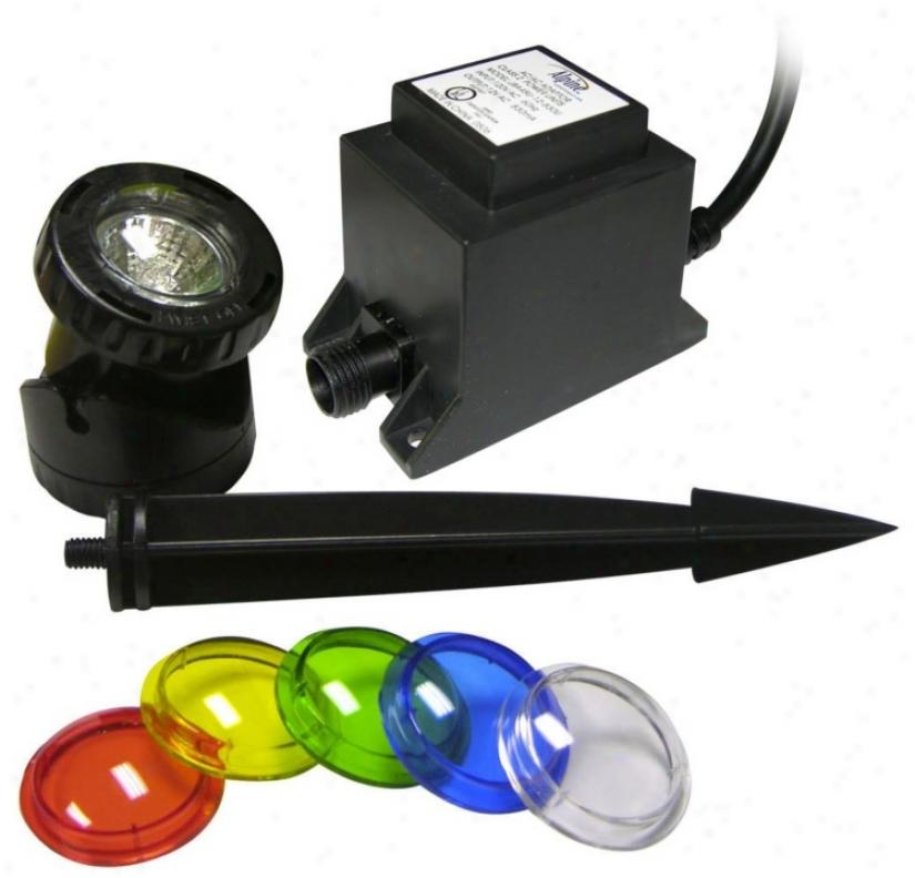 Power Beam Undetwater Halogen Pond Light Kit (50515)