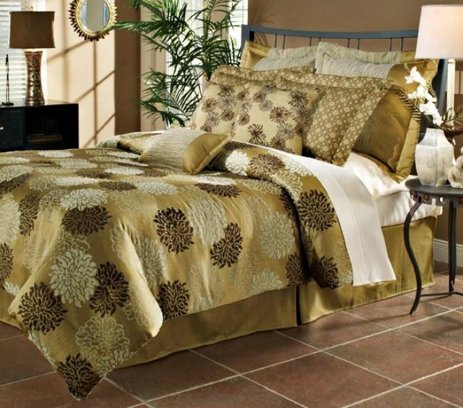 Prescott 11-piece Queen Bed Set (h6021)