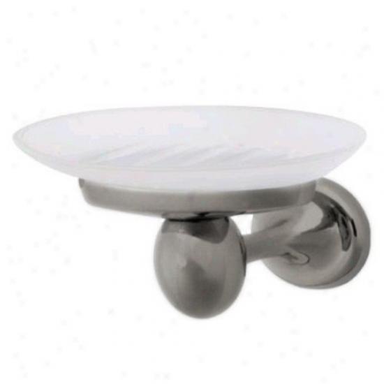 Profile Collecion Glass Soap Dish (83337)