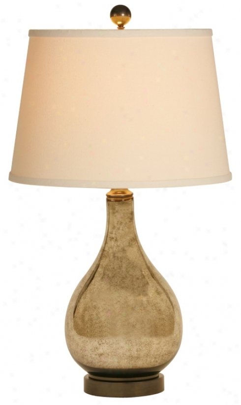 Raschella Halifax Glass Table Lamp (f1520)