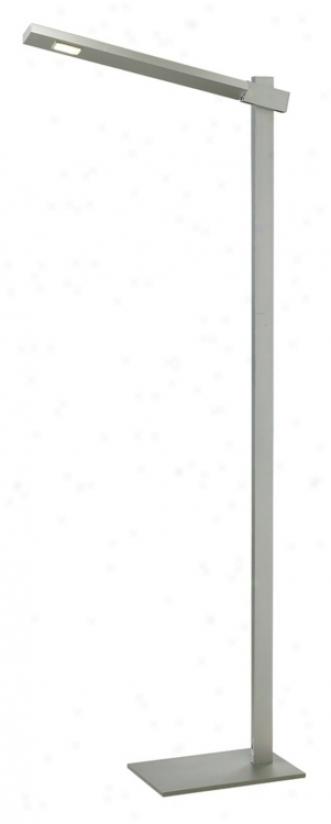 Reach Steel Led Adjustable Floor Lamp (m1250)
