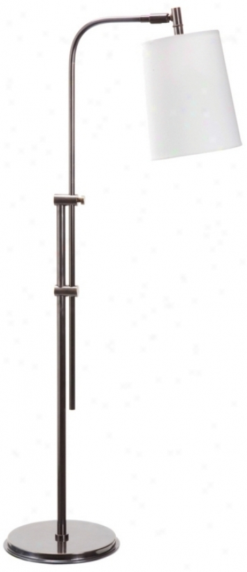 Rheus Ii Adjustable Downbridge Pharmacy Style Floor Lamp (h0263)