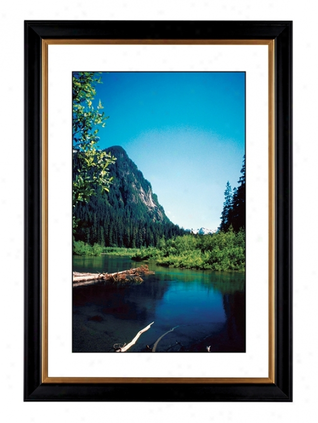 "Rocl Mountain View Giclee 41 3/8"" High Wall Art (55947-80384)"