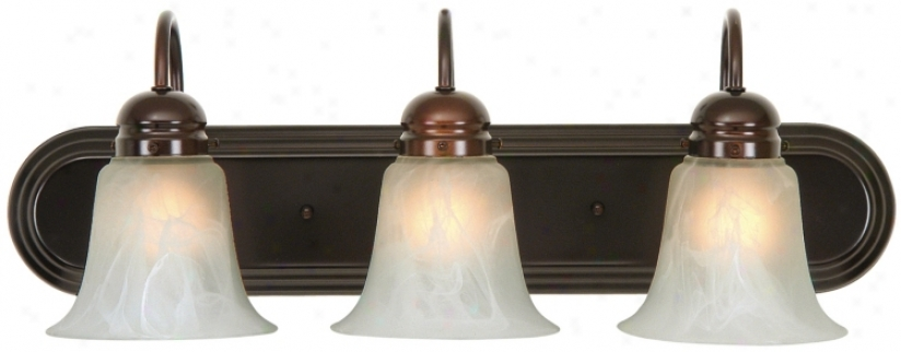 "Ronan Assemblage 24"" Wide Bathroom Light Fixture (Z6068-87743)"