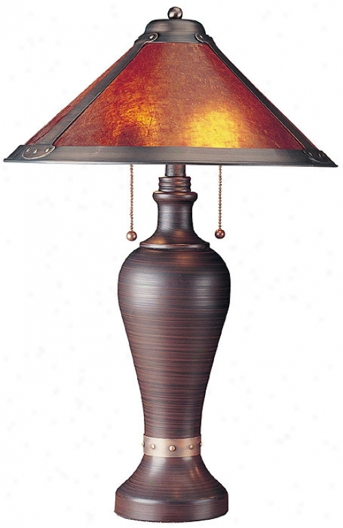 San Gabriel Mica Collection Table Lamp (50769)