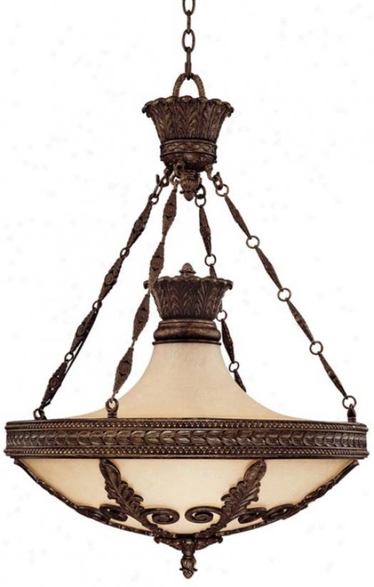Savoy Hiuse Modern Empire 6-light Pendant Light (k0938)