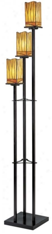 Sedona Collection Tiffany-style Floor Lamp (22081)