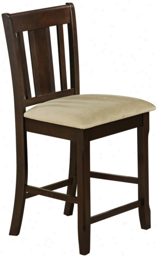 Set Of Two Pleasantdale Counter Height Dining Chairs (p3874)