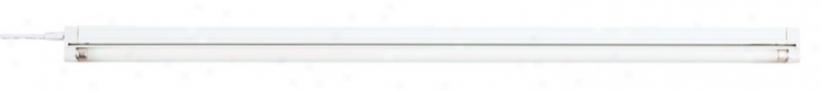 "Sleek Plus 34 5/8"" Wide Fluorescent Under Cabinet Light (50922)"