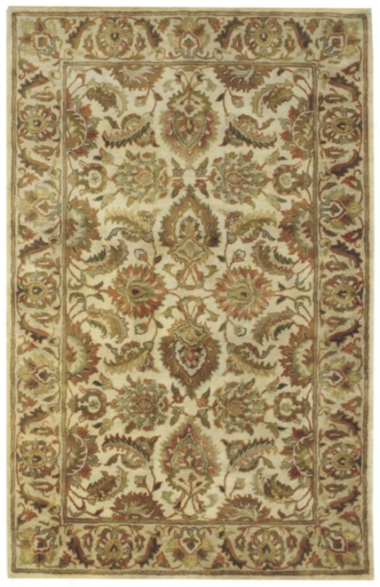 Sovereign Soft Ivory 7' X 9' Area Rug (24978)