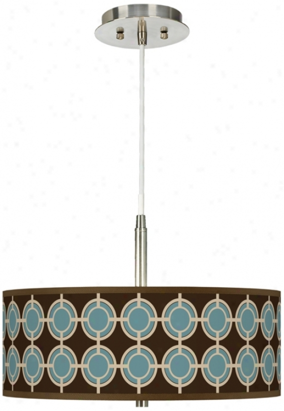 Possini Euro Chrome 15 1 2 Quot Crystal Semi Flush Ceiling