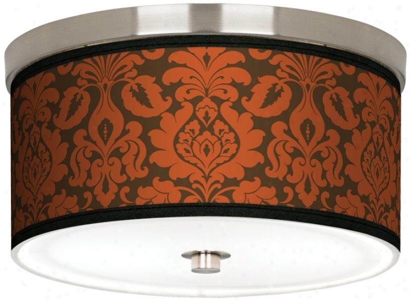 "Stacy Garcia Spice Florence 10 1/4"" Wide Ceiling Light (j9214-k1666)"