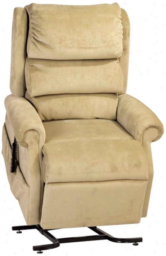Stellarcomfort Small Seamist Motorized Reclienr Chair (n4596)