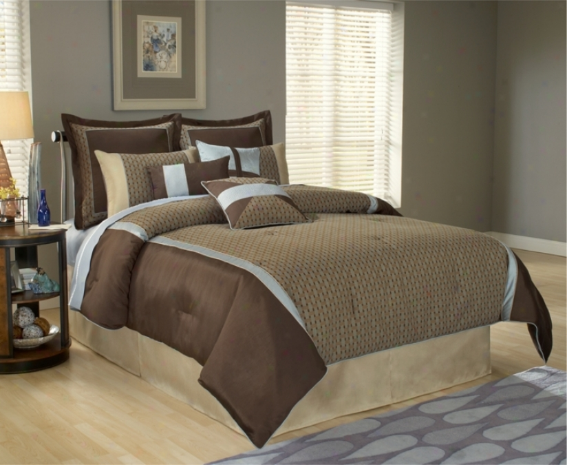 Stockton 14-piece Cal Sovereign Bed Set (r3489)