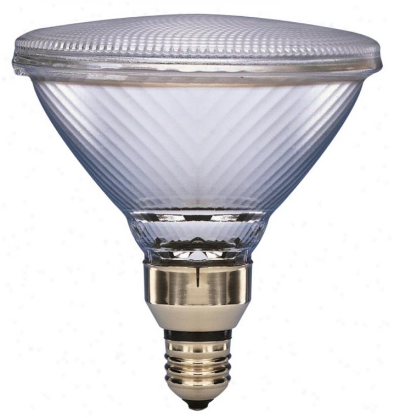 Sylvania 45 Watt Par38 Halogen Capsylite Bulb (07990)