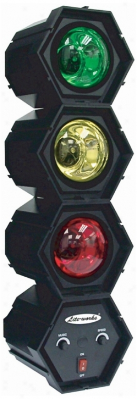 Three Linkable Party Lights (u7765)