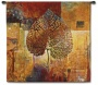 "Fall Harvest 35"" Square Wall Tapestry (j8636)"