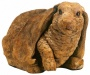 Lifted Paw Lop-eared Rabbit Garden Accent (30981)