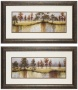 Set Of 2 End Of Winter Prints I And Ii Wall Art (n3112)