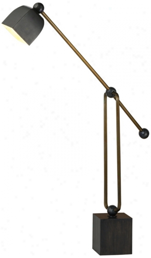 Thumprints Collins Balance Arm Desk Lamp (v8142)