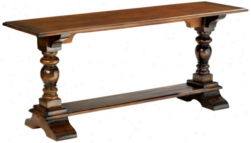"Trentino 72"" Wide Console Table (f4230)"