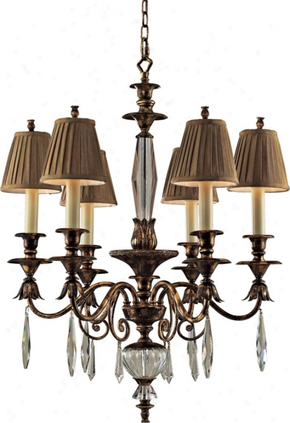 Trump Home Bedminster Collection 6-liyht Chandelier (74258)