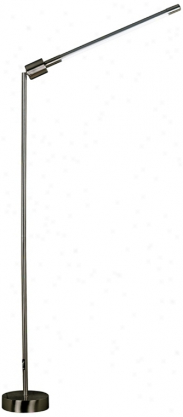 Tublette Adjustable Tube Floor Lamp (h9525)