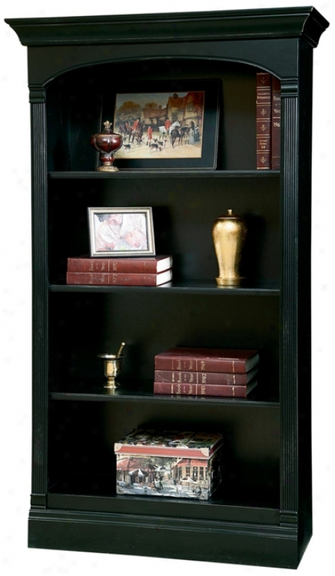 Ty Pennington Alexandria Skall Black Wall Storage Unit (r7940)