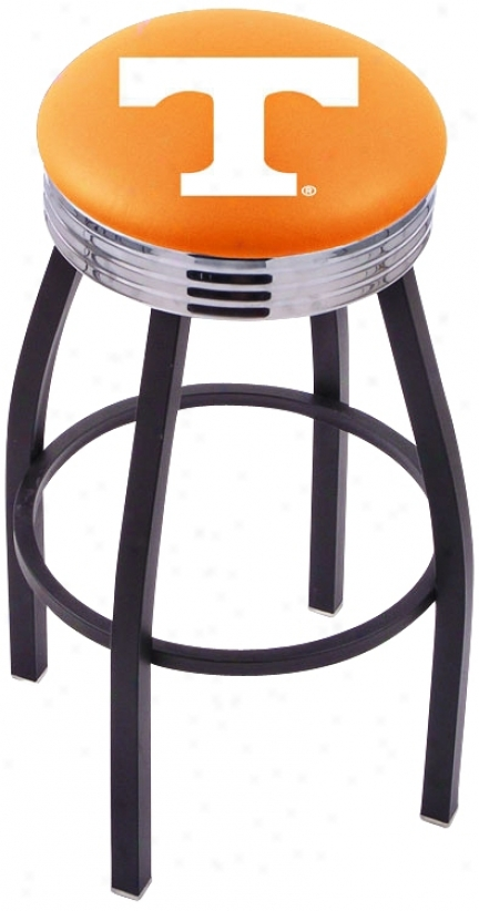 University Of Tennessee Retro Counter Stool (t9098)