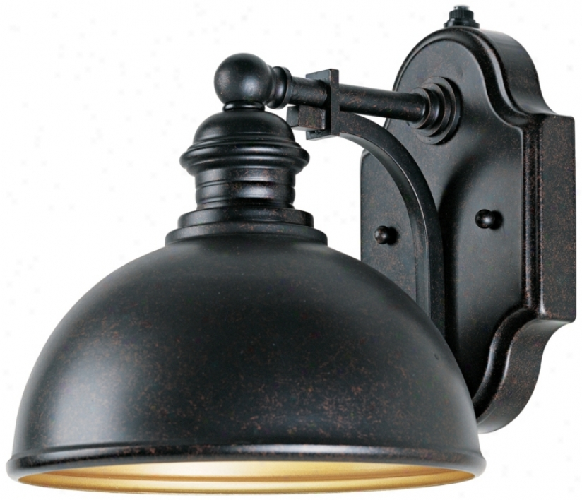 """Vader Collevtion Energy Star 8 3/4"""" High Outdoor Wall Light (j6948)"""