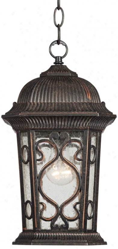 "Veranda Collection 14 1/2"" High Outdoor Hanging Light (t6200)"