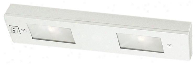 "Wac White Xenon 12"" Wide Under Cabinet Light Bar (m6796)"